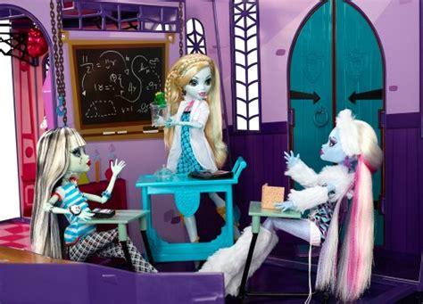 Monster High High School Playset   Buy Online in UAE
