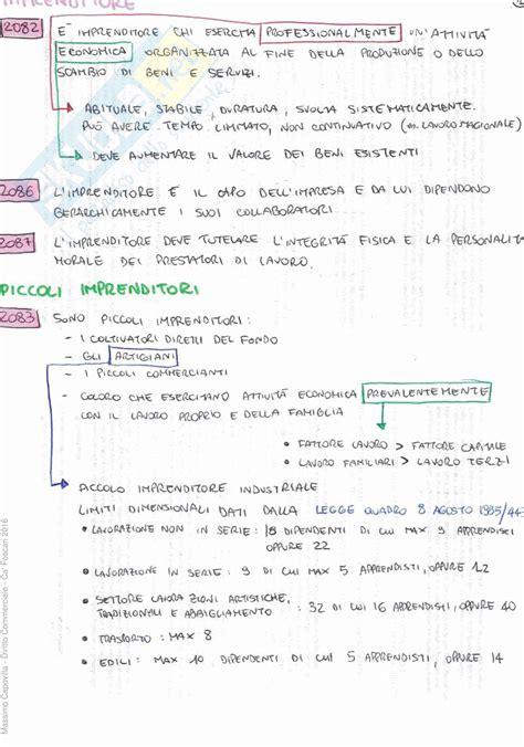 diritto commerciale dispense argomenti esame appunti di diritto commerciale