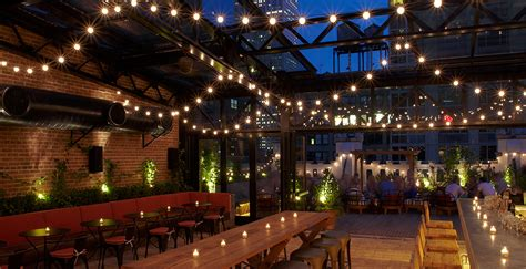 nyc top bars refinery rooftop in good company