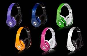 colorful beats beats by dre studio headphones new color options