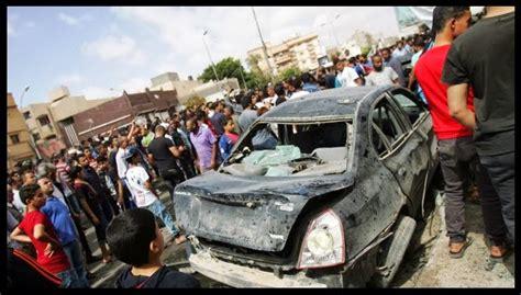 consolato svedese palaestina felix attentato a bengasi contro il consolato