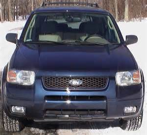 2004 Ford Escape Reviews Ford Escape Road Test Car Review Of Ford Escape