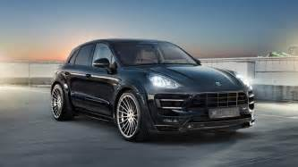 Porsche Macan S Turbo Porsche Macan Widebody