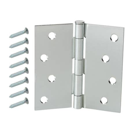 everbilt 6 in zinc plated heavy duty hinge 15404