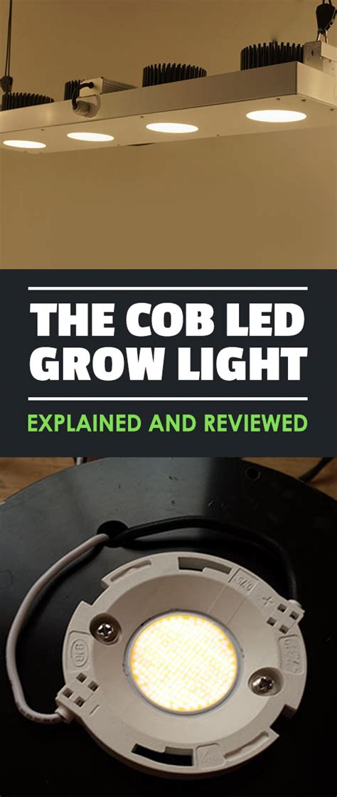 best cob grow light 2017 the cob led grow light explained and reviewed
