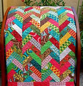 herringbone quilt by at golden gate quilts