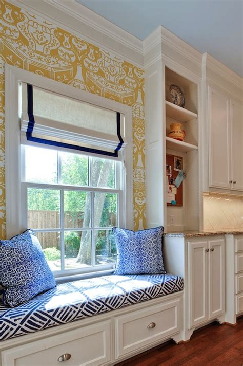 kitchen window bench seating kitchen window seat transitional kitchen house of fifty