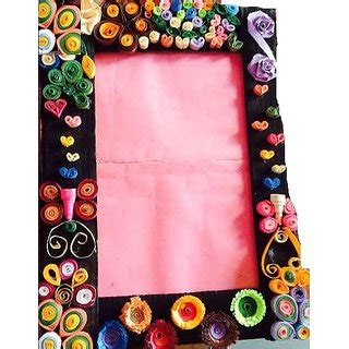 Beautiful Handmade Photo Frames - handmade beautiful quilling paper photo frame