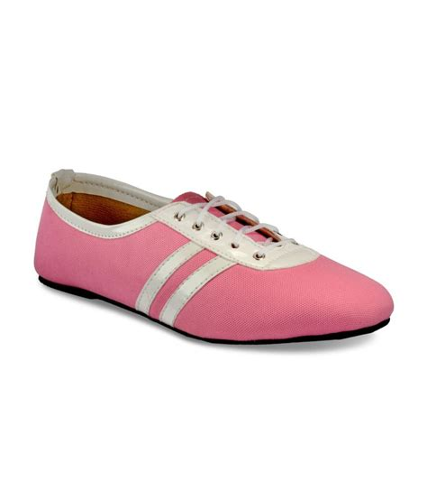 yepme pink casual shoes buy s casual shoes snapdeal