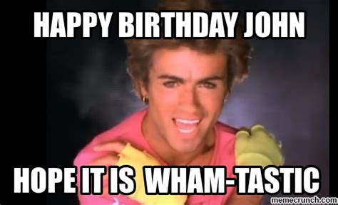 Carrie Meme - happy birthday john