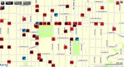 seattle incident map seattle times talks cd crime statistics another recent e