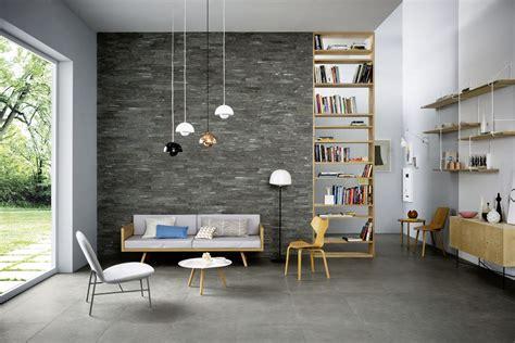 piastrelle per muri interni pareti in pietra per interni minimal marazzi