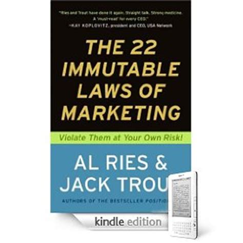 the marketer books notes on the 22 immutable laws of marketing sanctuary