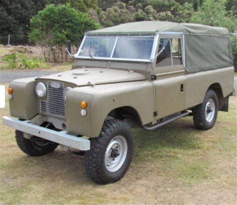 1962 land rover series 2 for sale lro uk