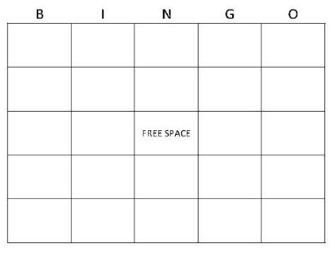 free bingo card template beneficialholdings info