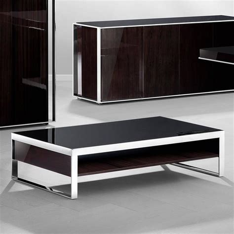 Coffee Tables Chicago Chicago Coffee Table In High Gloss Finish For Sale At 1stdibs