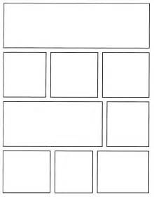 Comic Book Template by Template For Creating Your Own Comics Https Www