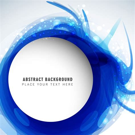 blue abstract wallpaper vector abstract blue background vector free download