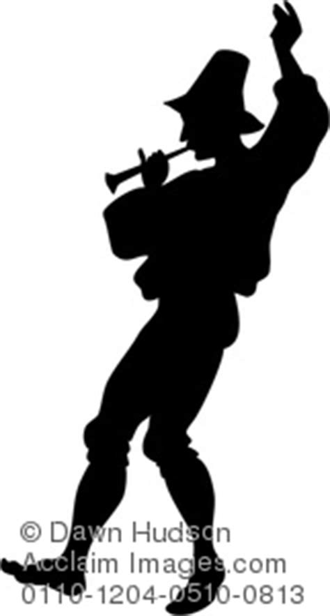 chagne silhouette flute silhouette