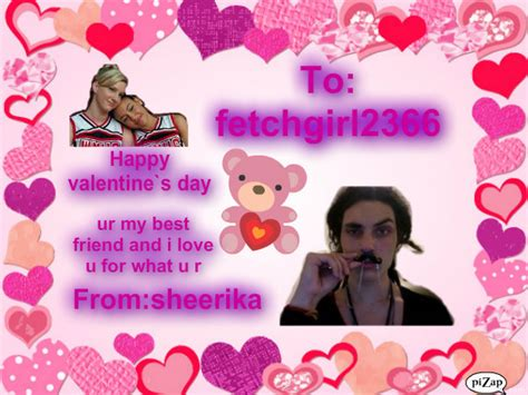valentines day free megavideo happy valentines day fetchgirl2366 glee fan