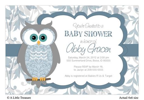 Boy Baby Shower Invitation by 25 Best Ideas About Baby Shower Invitation Templates On