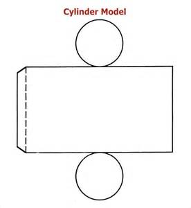 cylinder template cube template 8 free pdf doc