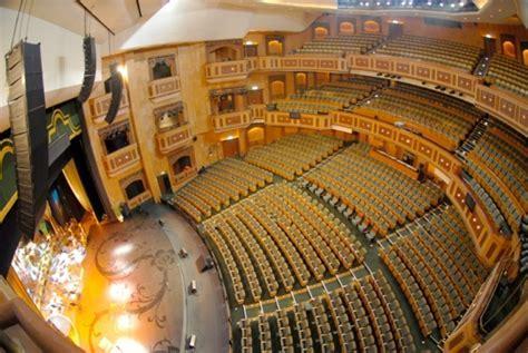 Malaysian National Theatre, Istana Budaya   Data, Photos