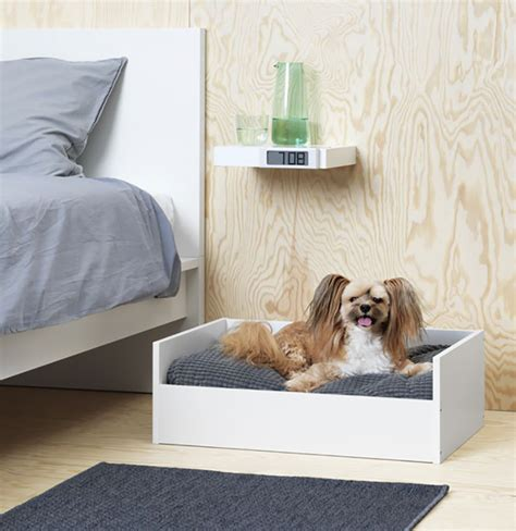 ikea dogs ikea launches pet furniture collection curbed