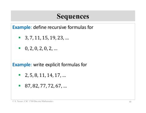 pattern sequence meaning introduction fundamentals sets and sequences