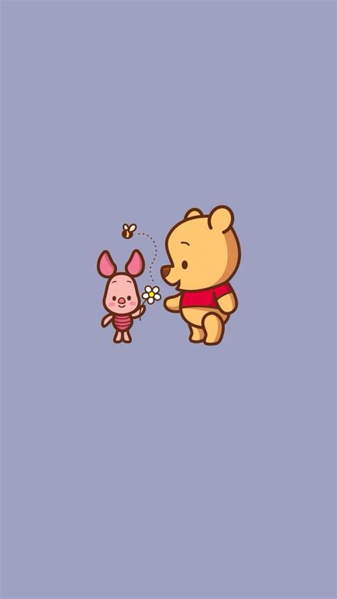 wallpaper cartoon baby baby piglet baby pooh iphone wallpaper iphone