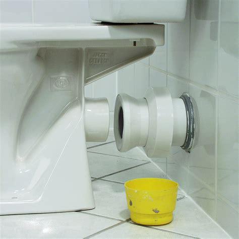 Wc Abflussrohr Undicht by Toilette Anschlie 223 En Eckventil Waschmaschine