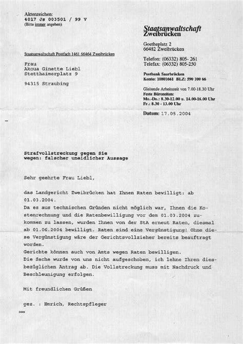 Brief Schreiben Antrag Auf Ratenzahlung Zeuginginette