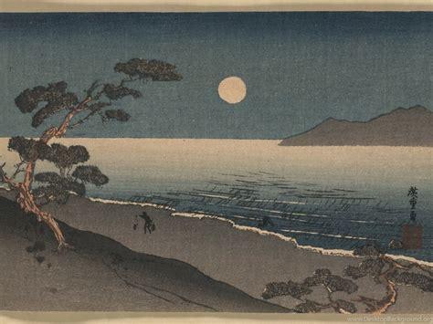 wallpapers ukiyo  art japanese woodcut