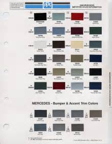 Mercedes Colour Codes Car Picture Gallery Page 37 Colection Of Car Picture