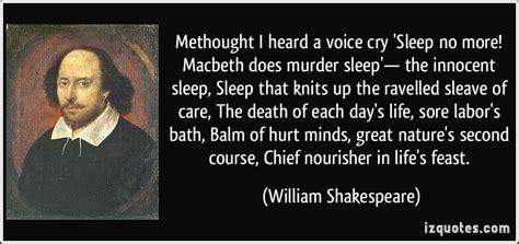 sleep quotes shakespeare macbeth quotes on sleep quotesgram