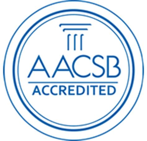 One Year Mba Aacsb by Aacsb International Accreditation Island