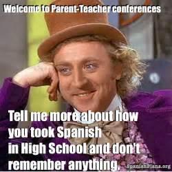 Spanish teacher memes spanishplans org