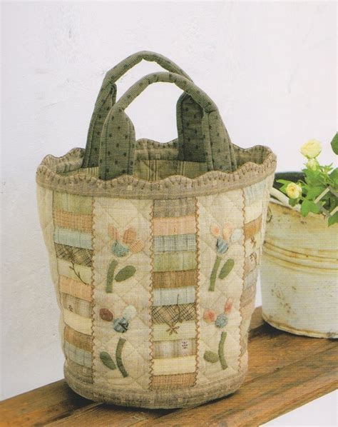 Patchwork Tote Bag Pattern - 137 best bags gt sewing patchwork images on