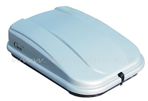 box auto gev carbox gev spazio 420 carbox grigio metallizzato autoshock
