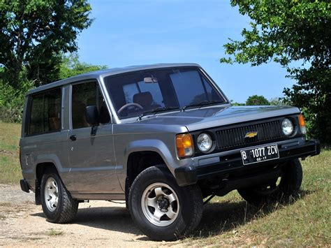 1986 Chevrolet Trooper 1986 isuzu trooper swb related infomation specifications