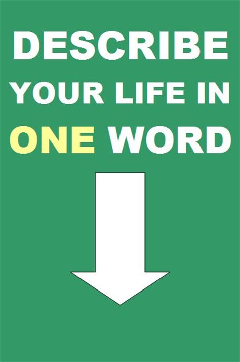 Life Memes - choose your life meme describe your life in one word