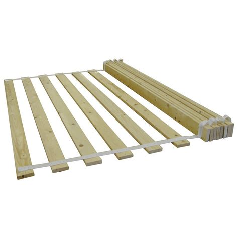 pine bed slats for king sized 5ft beds