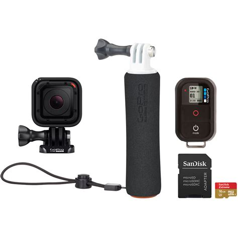 Gopro Remote gopro session bundle with the handler and remote chdcc 102