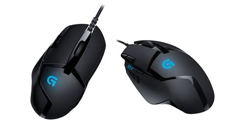 Mouse Logitech G402 logitech unveils g402 hyperion fury gaming mouse
