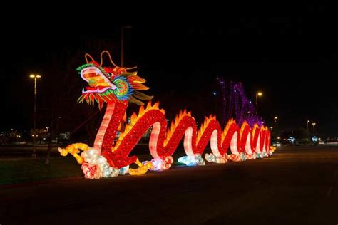 Cal Expo Lights by Global Winter Comes To Sacramento The