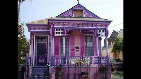 Rumah Tanggaku Indah Mempesona 16 warna cat rumah ungu yang cantik indah dan mempesona
