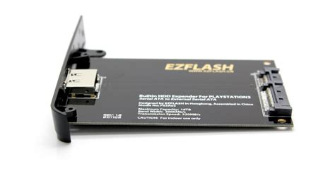 Hdd Ps3 Slim 5 66 ez flash built in hdd expander for ps3 slim compatible with all sata disk drives at