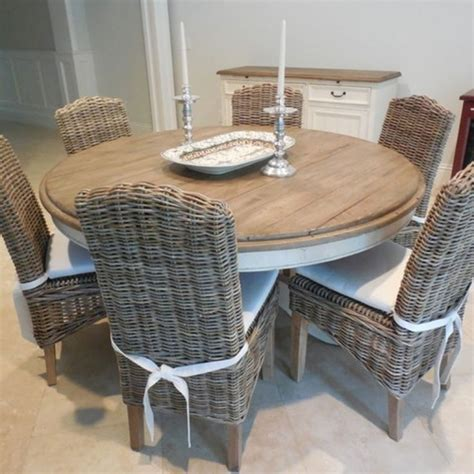 kitchen table with wicker chairs best 25 kitchen tables ideas on