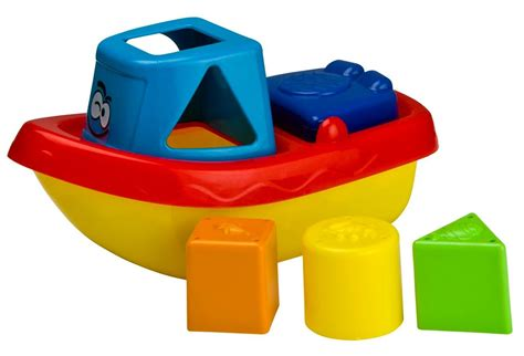 Baby Fitting Shape Geo baby boat bath time shape fitting function playset paddling water gift ebay