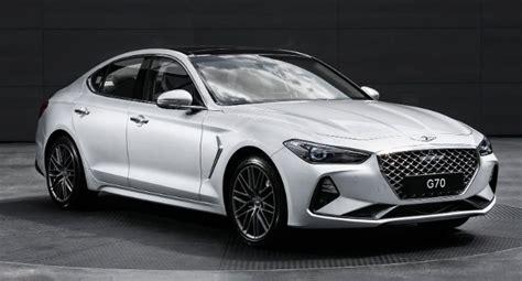 Hyundai Genesis 2020 by 2020 Hyundai Genesis G70 Release Date Price Interior